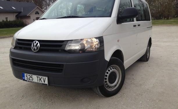 volkswagen transporter combi 2012 autolevi. Black Bedroom Furniture Sets. Home Design Ideas